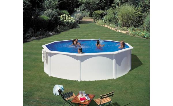 Prefabricated Round Pool Gre Supereco 3.50x1.20 M