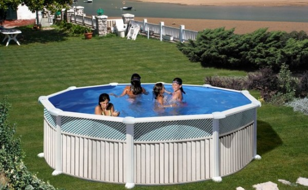 Prefabricated Pool San Marina Capri 350x120 Cm
