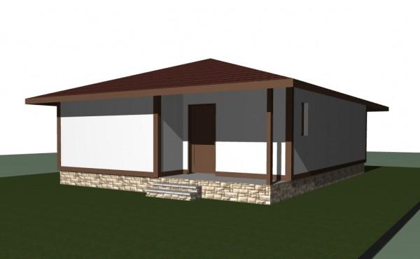 Lesnovo House